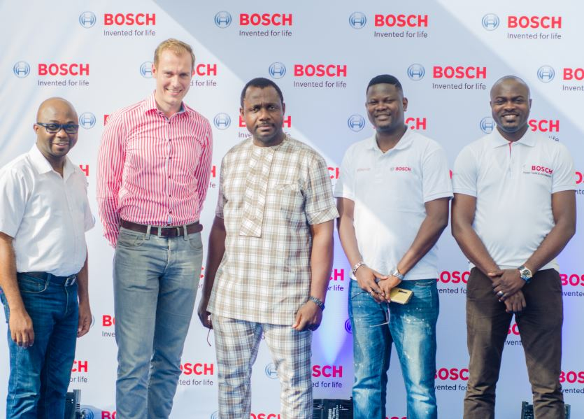 So Much Fun & Excitement as Bosch Power Tools launches Experience Centres in Partnership with Amicable Concerns Ltd